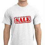 Gildan 2000 Ultra Cotton Mens T-Shirt White Only S to 5XL ON SALE!