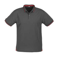 Embroidered - Biz Polo JET Mens